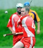 Ballyvarley V Carryduff Senior Hurling League