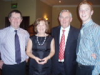 Club Members Meet The President of The GAA