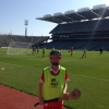 Conor Brolly At Croke Park U-12 Club Day.