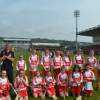 Patrice Gorman Camogie Tournament in Newry Shamrocks.