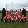 Aghaderg U10s at Tullylish Blitz