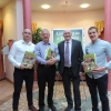 BALLYVARLEY 125 HISTORY BOOK LAUNCH