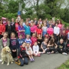 Camogie Club Sponsored Walk - Poyntzpass to Scarva And Back.