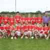 LINENHILL SPONSOR U-14 HURLERS WITH NEW JERSEYS.