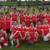 U-10 & U-8 Footballers At Tullylish