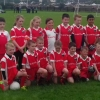 U-8 Football Banbridge Blitz.
