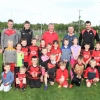 COUNTY STARS COACH OUR UNDERAGE FOOTBALLERS